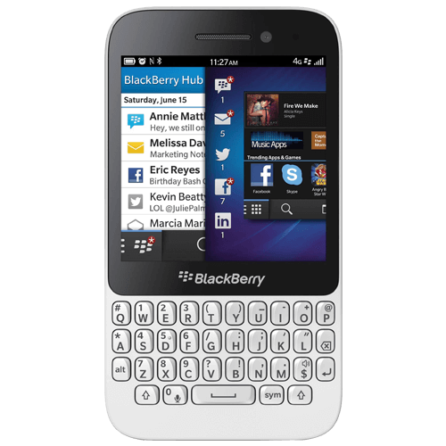 Blackberry Q5 Mobile Repair