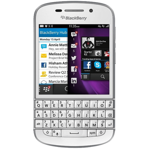 Blackberry Q10 Mobile Repair