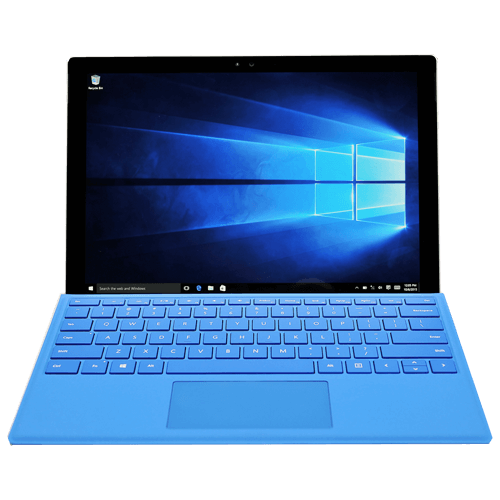 Microsoft Surface Pro 4 Repairing Service Center at low