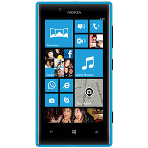 Nokia 720 Lumia Mobile Repair